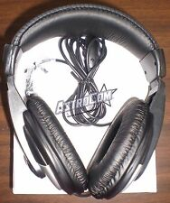 504085-001 HP 3.5mm Jack, Ear-Cup Headphones W/ 6ft Cable and Volume Control