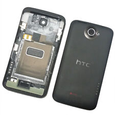 Genuine Original Battery Back Cover For HTC One X 74H02176-01M - Grey