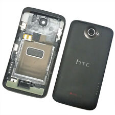 Batteria Originale Genuina Cover Posteriore For HTC One X 74H02176-01M - Grigio