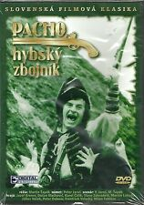 Pacho, The Brigand of Hybe (hybsky zbojnik 1976) Slovak DVD English subtitles