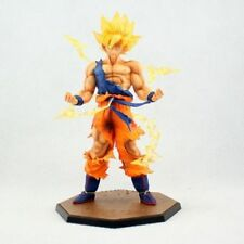 ACTION FIGURE STATUETTA DRAGON BALL Z GOKU SUPER SAIYAN (17 cm) sayan