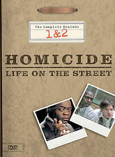 Homicide: Life on the Street - The Complete Seasons 1 & 2 First Second