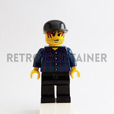 LEGO Minifigures - 1x spd014 - Taxi Driver - Spider-Man Omino Minifig Set 4852