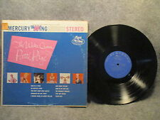 33 RPM LP Record The Waltz Queen Patti Page Mercury Wing Records SRW 16121 EXC