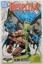 BATMAN: DETECTIVE COMICS #599 - APR 1989 - HIGH GRADE! - NM (9.4)
