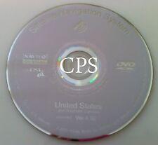 4.92 White Navigation DVD Acura 2006 2007 2008 2009 2010 2011 MDX TL RL RDX TSX
