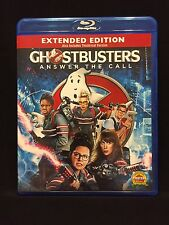Ghostbusters: Answer the Call (Blu-ray Disc, 2016) -No Slipcase, No Digital Code
