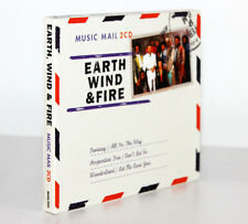 EARTH WIND & FIRE - MUSIC MAIL [SLIP CASE] [2 CD 2009] RARO 8712155118999