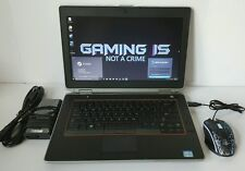 Dell Gaming Laptop Intel Core i7 QUAD 3.5ghz Turbo Nvidia Graphics Windows 10