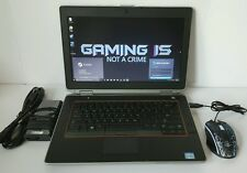 Dell Gaming Laptop Intel Core i7  3.4ghz Turbo Nvidia Graphics Windows 10