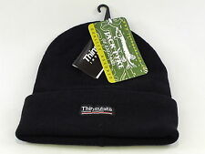 Black Bob Hat Thinsulate Thermal Lined Original Jack Pyke Shooting Fishing Hunt