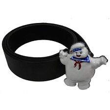 Ghostbusters Stay Puft Marshmallow Man Buckle Belt - Official Enamel One Size