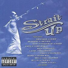 Strait Up [PA] by Various Artists (CD, Nov-2000, Virgin)