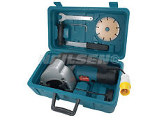 Heavy Duty 1500W 110V Electric Wall Chaser Saw Slotter Free Accessories 8500rpm