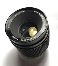 Vivitar Komine 90mm f2.8 Macro Lens *Excellent Images *Super Sharp *M42