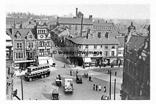 pt8468 - View from above , Doncaster , Yorkshire - photograph 6x4