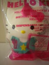 Hello Kitty Sticker Dispenser #4 McDonalds Happy Meal Toy 2015 Crafts NEW