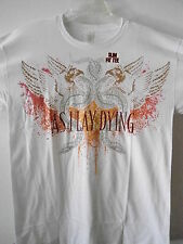 NEW AS I LAY DYING BAND / CONCERT / MUSIC T-SHIRT LARGE