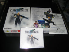FINAL FANTASY 7 VII kpl. Deutsch für PC Erstausgabe BIG BOX
