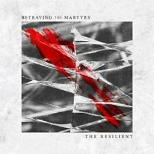 Betraying the  Martyrs - The Resilient - New CD Album - Pre Order - 27th Jan
