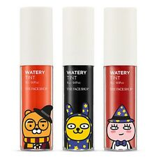 The Face Shop X Kakao Friends Watery Tint Halloween Edition 3pcs SET