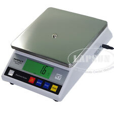 10Kg x 0.1g Digital Electronic Jewelry Balance Scale LB g Gold Lab Weigh 457A AU