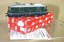HAG 216 DIGITAL AC SBB CFF GREEN CLASS Re 4/4 II E-LOK LOCO 11107 MINT BOXED nc
