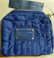 SALE BNWT MARC by MARC JACOBS Standard Supply Pouch Bag in Navy