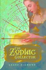The Zodiac Collector, Diamond, Laura, New Books