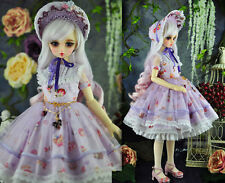 1/3 bjd sd13/SD10 girl doll dress outfits set dollfie luts #SD-132L ship US