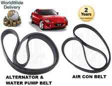 FOR MAZDA RX8 1.3 2.6 2003-  ALTERNATOR FAN WITH WATER PUMP BELT & AIR CON BELT