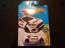 "2017 HOT WHEELS FORD FOCUS RS ""KONI""  ***SUPER DEAL***"