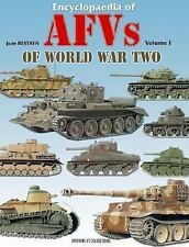 ENCYCLOPAEDIA OF AFVS OF WWII: TANKS: Volume 1: Tanks, History: Military: Genera