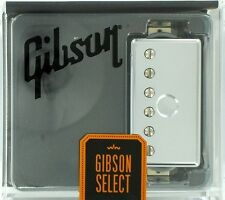 GIBSON ORIGINALE 490T CHROME COVER GUITAR PICKUP NEW WW SHIP IM90T-CH