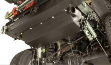 Rock Hard 4x4 Muffler Skid Plate 07-15 Jeep Wrangler JK Unlimited 2/4 Door