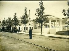 PHOTO BELGIQUE BELGIUM GAND GENT Kiosque exposition universelle 1913