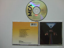 Triumph - Progression Of Power  CD 1980  MCA Records  1st press