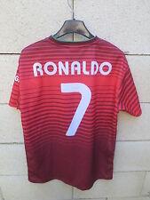 Maillot PORTUGAL CR7 RONALDO n°7 camiseta jersey shirt football S trikot