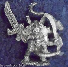 1997 Epic Tyranid Hive tiranno 2 GAMES WORKSHOP WARHAMMER Synapse psyker 6mm 40K