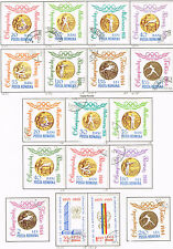 Romania Sport Tokyo Olympics Gold Medals set page 1964
