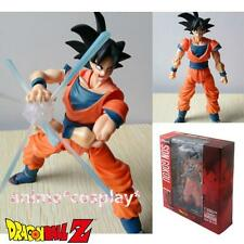 "New Dragonball Z DBZ 6"" Tamashii S.H. Figuarts "" Son Goku"" Action Figure"