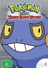 Pokemon Diamond & Pearl Sinnoh League Victors Season 13 (DVD, 2014, 4-Disc Set)