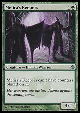 Melira's Keepers X4 EX/NM Mirrodin Besieged MTG Magic Cards Green Uncommon