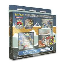 Pokémon TCG: 2016 World Championship Deck - Cody Walinski Factory Sealed