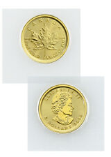 2016 Canada $5 1/10 Troy Oz .9999 Fine Gold Maple Leaf Coin SKU38473