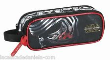 STAR WARS Estuche portatodo doble // Pencil Case