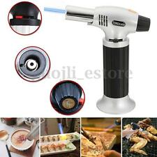 Butane Torch Gas Micro Blow Lighter Welding Soldering Brazing Refillable Tool