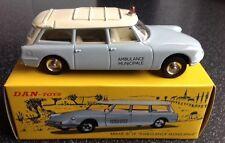 DINKY/Dan Toys 058 CITROEN id19 Ambulanza Municipale superba qualità! solo 500 PZ