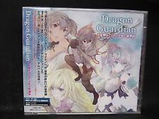 DRAGON GUARDIAN Syonen Kishi To 3Nin No Shojo No Eiyoushi JAPAN CD Dragon Eyes