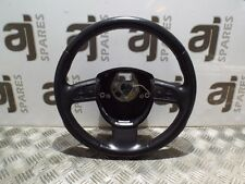 AUDI A3 2.0 FSI SPORTBACK 2006 STEERING WHEEL WITH CONTROLS (SOME WEAR)
